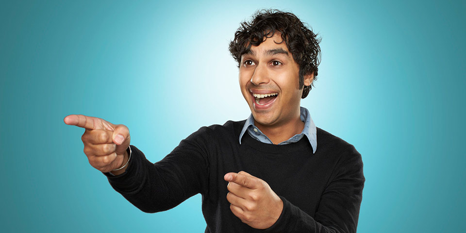 kunal nayyar height weight